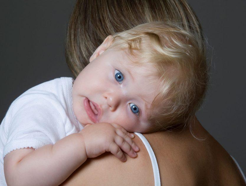 Krank - doof für Eltern und Babys!