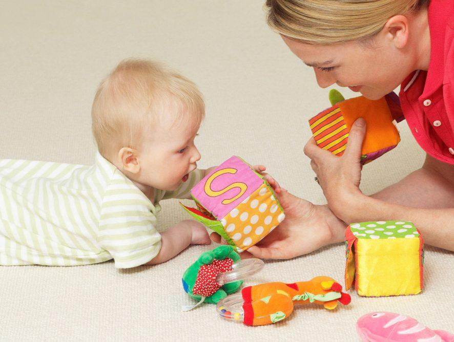Verwöhnen - geht das bei Babys?
